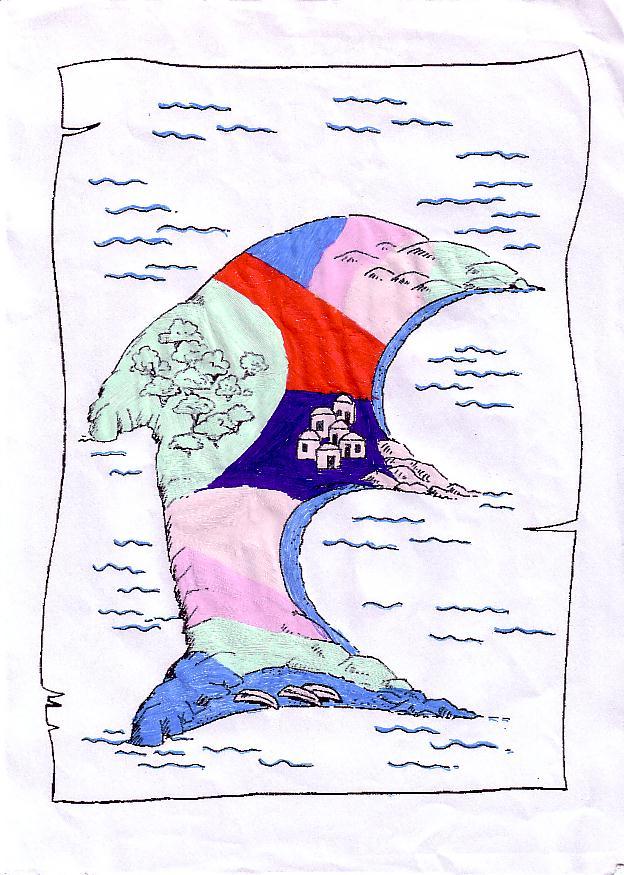 Die Insel Der Blauen Delfine